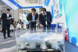 湖南兩環保企業攜手研發污水處理