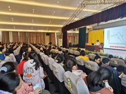 美好青春我做主:醫院攜手社區開展青春期健康教育宣講活動