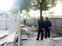 強執法、嚴執法:文藝路街道聯合開展施工(裝修)領域安全生產檢查