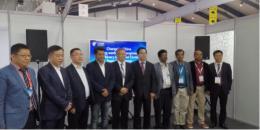 國際范!2021長沙國際工程機械展全球首場新聞發布會在印度召開