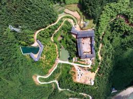 冬季自駕游去哪?② 打卡懷化楓香瑤寨 泡湖南海拔最高的溫泉