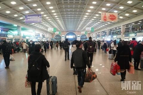 研究:保守估计武汉已有 5.4 万新冠感染者