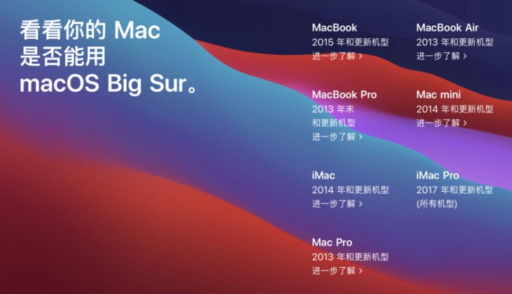 大更新的 macOS Big Sur 终于来了!看看10+ 个新功能是不是你的菜?