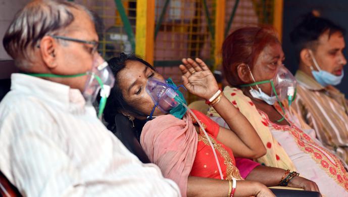 """疫情危机正在""""溢出""""印度,蔓延亚洲?  第1张"""