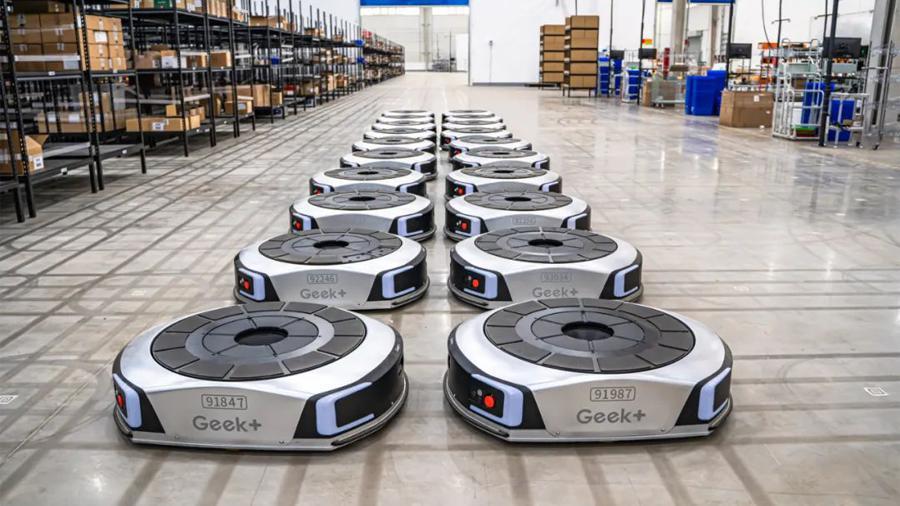 物流机器人公司极智嘉拟科创板上市:全球AMR市场占有率第一,GGV、高榕为投资方