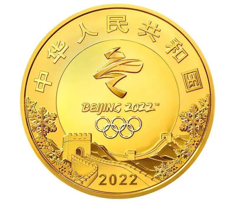 冬奥会纪念币来了!